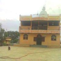 Jagdamba Devi Temple Vaghrul Near Jalna, Ахмаднагар