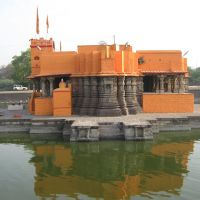 kankaleshwar temple ,Beed, Ахмаднагар