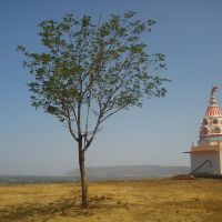 Ram Mandir, RamTekdi., Ахмаднагар