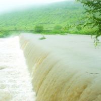 Harsul Talao Overflowing In Monsoon!, Барси