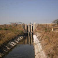 South Canal,Nath sagar.Near Paithan., Барси