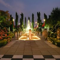 Hotel Ambassador Ajanta in the wedding night, Барси