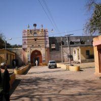 Main gate Nagnath Devsthan Manur., Дхулиа