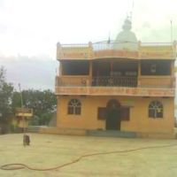 Jagdamba Devi Temple Vaghrul Near Jalna, Дхулиа