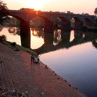 Shivaji bridge, Колхапур