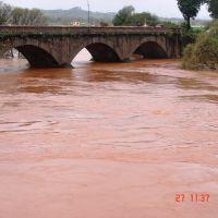 shivaji bridge - river panchaganga, Колхапур