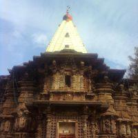 महालक्ष्मी मंदिर, कोल्हापूर. Mahalakshmi (The Great goddess of wealth ) Temple, Kolhapur., Колхапур