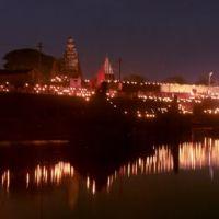 morning light call Dipostav near Panchaganga river, Колхапур