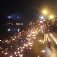 DIPOTSAW AT PANCHAGANGA GHAT, Колхапур