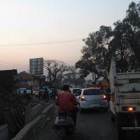 traffic, Колхапур