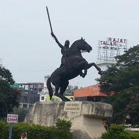 Rani Tarabhai Statu Kholhapur, Колхапур