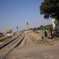 Gangakhed Railway Station., Кхамгаон