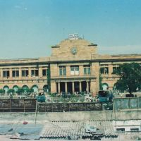 Nagpur Railway Station. External View., Нагпур