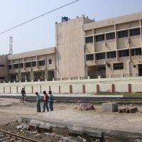 DSC06920 नागपुर நாக்புர்నాగ్పూర్ bye bye Nagpur stn, Нагпур