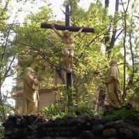 Jesus Christ at Grotto of Mother Lourdes, Nagpur, Нагпур