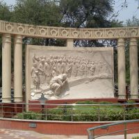 Sculpture Depicting Mahad Satyagraha, Нагпур