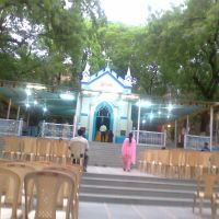 Gorrotto of Our Lady of Lourdes, Nagpur, Нагпур