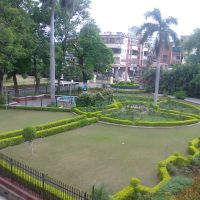 Lawn at St. Johns School, Nagpur, Нагпур