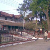 railway station, Нандурбар