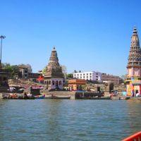 Chandrabhaga River , Pandharpur, Пандхарпур