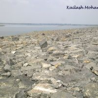 Rocks Gosekhurd Dam, Тана