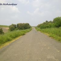 Roads to Gosekhurd Dam, Тана