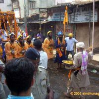 Gurunanak Birtday Juloos in Ulhasnagar 4, Улхаснагар