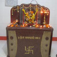 Ganpati Mandir at Brahmin Society, Murbad Rd. Kalyan (W), Улхаснагар