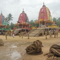 Puri - Bahuda Yatra 2008, Пури