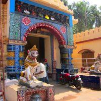 Local Temple , Puri Orrisa, Пури