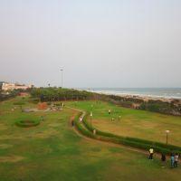 Park in Puri , Odisha, Пури