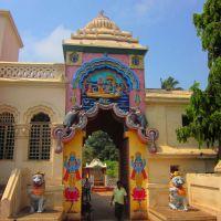 Temple in Puri, Пури