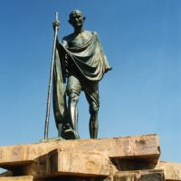 Mahatma Gandhi, Puri, Пури