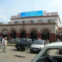 Amritsar railway station (IR), Амритсар