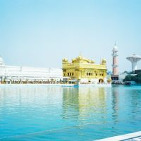 The Golden Temple at Amritsar,Punjab,India (Enlarge and VIEW), Амритсар