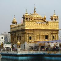 GOLDEN TEMPLE AMRITSAR, Амритсар