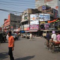 business street, Амритсар