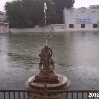 Amritsar - Durgiana Temple Lake, Амритсар