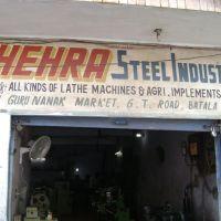khehra steel industries, Батала