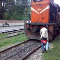 BATALA RAILWAY STATION 9465177443 ਰੇਲਵੇ ਸਟੇਸਨ ਬਟਾਲਾ BY-GURMEJ SINGH VIRK, Батала