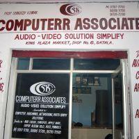 S.K COMPUTERR ASSOCIATES, KING PLAZA MARKET SHOP NO 6 BATALA, Батала