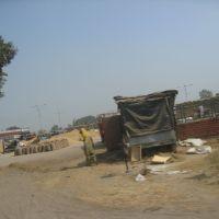 Grain Market, Batala, Gurdaspur District, Punjab, Батала