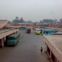 Bus stand, Лудхиана