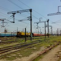 railway tracks, Лудхиана