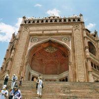 India - Fatehpur Sikri, Альвар