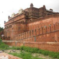 Bikaner fort, India, Биканер