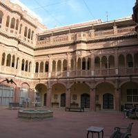 Bhanwar Niwas Palace, Биканер