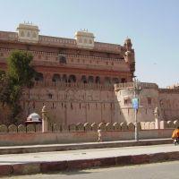 le fort de Bikaner, Биканер