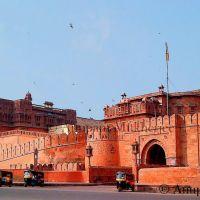 Junagarh Fort, Bikaner ©Anupam, Биканер