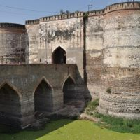 India, Bharatpur, Iron Fort, Бхаратпур